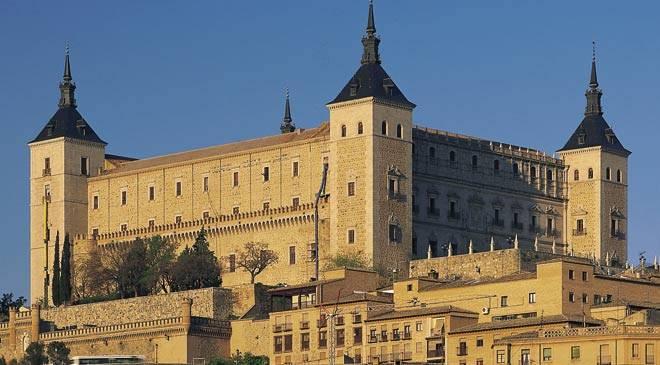 Toledo turismo cultural toledo en espa a es cultura for Biblioteca iglesia madrid