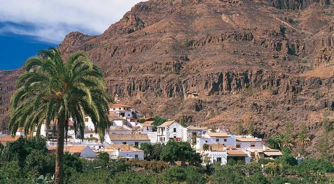 Fataga turismo en fataga pueblos y ciudades de gran canaria for Oficina turismo canarias