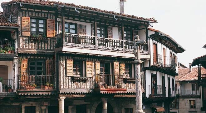 La alberca turismo en la alberca pueblos y ciudades de for Alberca pueblo de salamanca