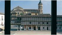 Plaza Mayor de Tembleque. Toledo © Turespaña