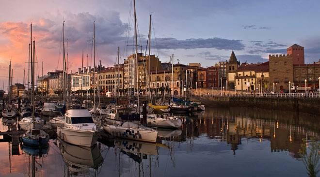Gijon turismo en gijon pueblos y ciudades de asturias - Fotos sporting de gijon ...