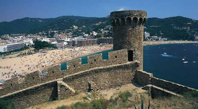 Tossa de mar turismo cultural tossa de mar girona en for Oficina de turismo tossa de mar