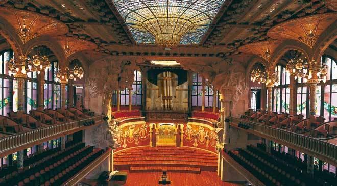Rutas culturales turismo cultural en barcelona en espa a es cultura - Agenda cultura barcelona ...