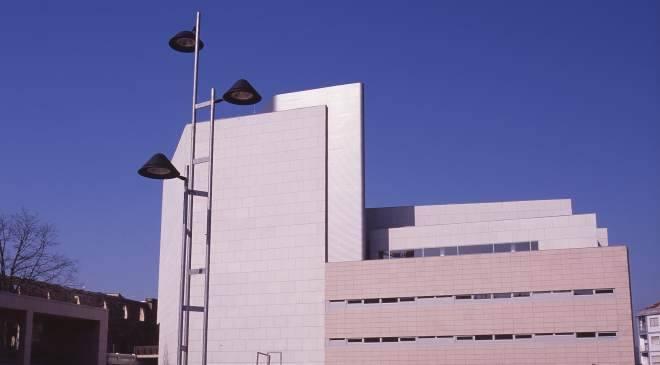 Auditorio municipal de ourense teatro en ourense en for Oficina correos ourense