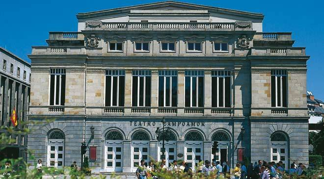 Congresos en teatro campoamor turismo de congresos en for Oficinas correos oviedo