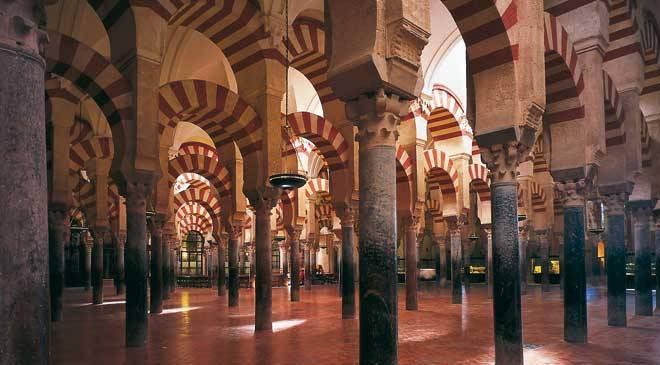 Centro hist rico de c rdoba monumentos en c rdoba en for Interior mezquita de cordoba