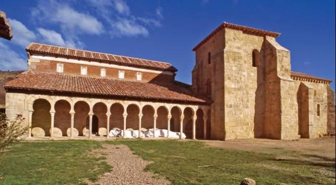 Moz rabe en espa a arte y monumentos en espa a es cultura for Arquitectura mozarabe