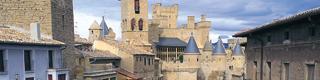 Castillo palacio de olite monumentos en olite erriberri for Oficina turismo olite