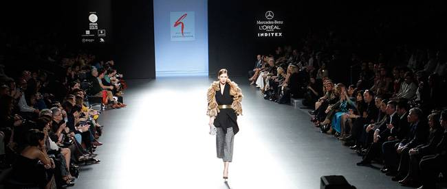 mercedes benz fashion week madrid moda eventos en madrid en espa a es cultura. Black Bedroom Furniture Sets. Home Design Ideas