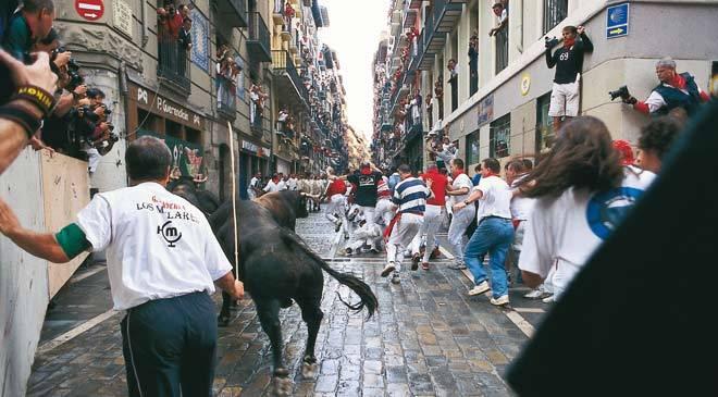 Fiestas de san ferm n fiestas y tradiciones en pamplona for Pisos en san fermin madrid