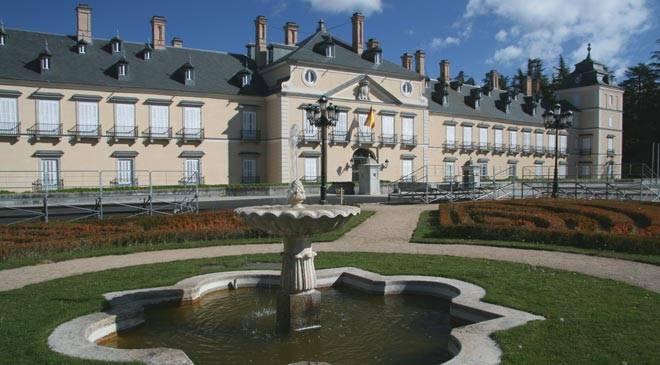 Jardines del palacio real de el pardo jardines en madrid en espa a es cultura - Jardines palacio real madrid ...