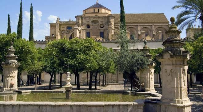 Patio De Los Naranjos De La Mezquita Catedral De C 243 Rdoba