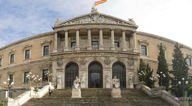 Biblioteca Nacional Espana Madrid Nacional de España Madrid
