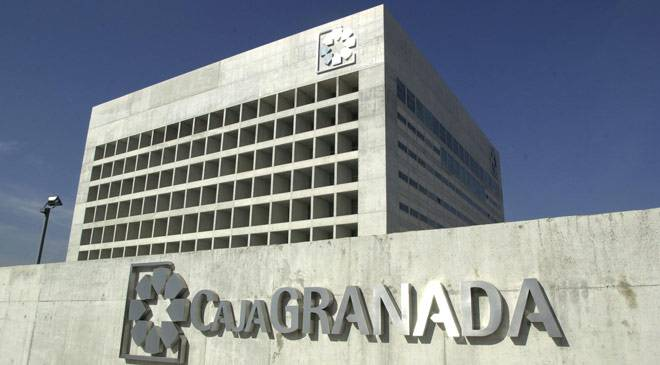 Sede central de la caja de ahorros de granada monumentos en granada en espa a es cultura - Caja granada en madrid ...