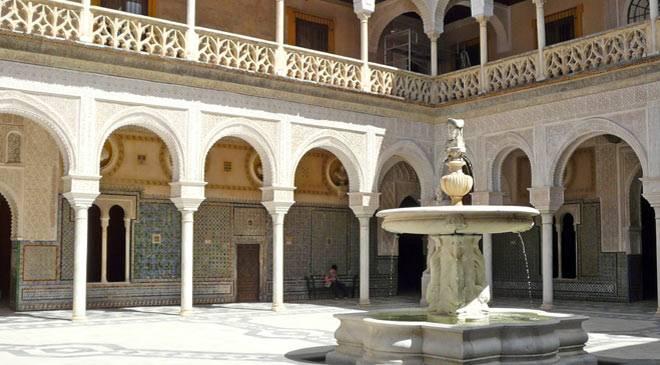 Casa de pilatos monumentos en sevilla en espa a es cultura for La casa de las cocinas sevilla