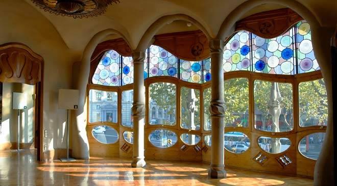 Ruta gaud en barcelona rutas culturales en espa a es Art nouveau arquitectura