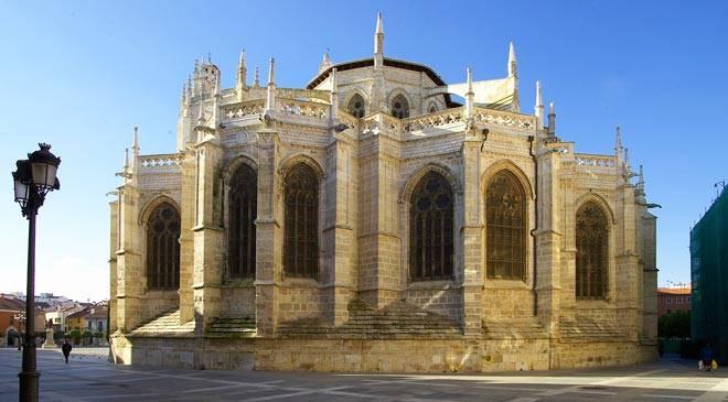 Catedral de palencia monumentos en palencia en espa a es for Oficina de turismo de palencia