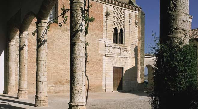 Baños Arabes Tordesillas:Santa Clara Monastery Spain Murcia