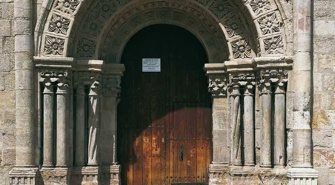 Monumentos De Zamora Iglesia De San Juan De Puerta Nueva