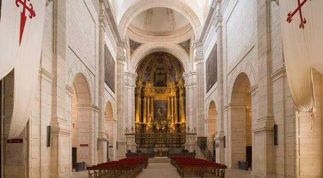 Monasterio de ucl s monumentos en ucl s cuenca en espa a for Ministerio del interior santiago
