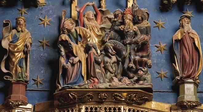 Baños Arabes Tordesillas:Royal Convent of Santa Clara