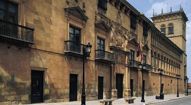 Monumentos de soria palacio de los condes de gomara for Oficina de turismo soria
