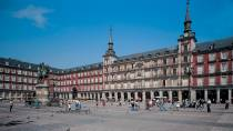 Plaza Mayor. Madrid © Turespaña