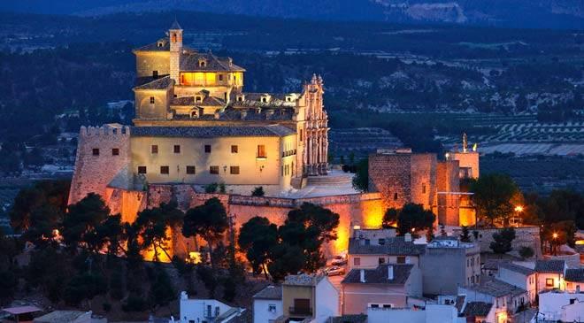 Resultado de imagen de Caravaca de la Cruz, Murcia