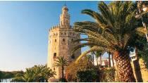 La Torre del Oro. Sevilla © Turespaña