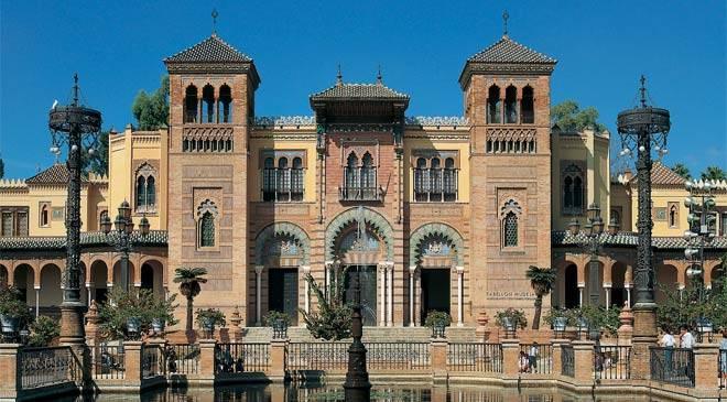 Arte Y Cultura Sevilla Motivos: Museo De Artes Y Costumbres Populares De Sevilla: Museos