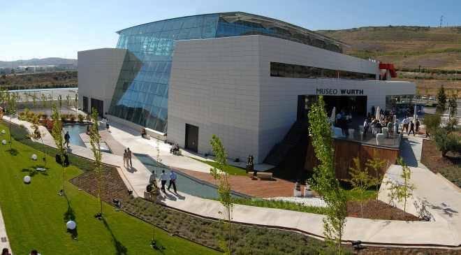 Museo w rth la rioja museos en agoncillo rioja la en - Telefono wurth espana ...
