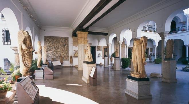 Museo arqueologico y etnologico de cordoba museos de c rdoba for Ministerio del interior cordoba