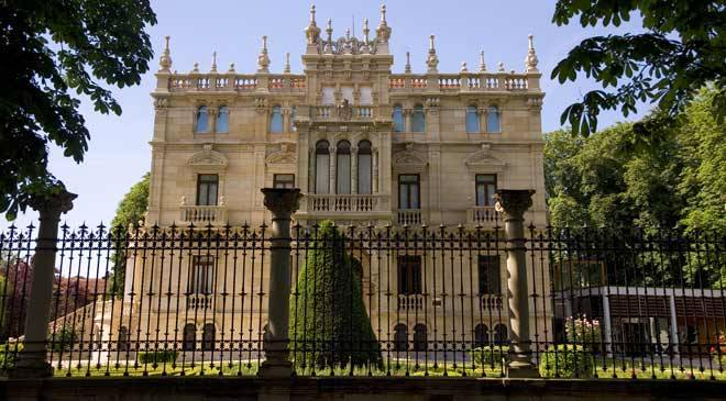 Museo de bellas artes museos de lava araba for Administradores de fincas vitoria