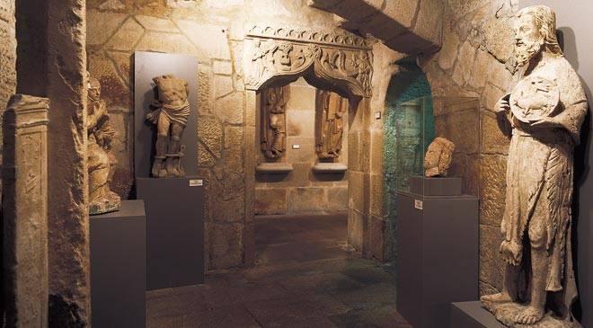 Museo de pontevedra museos de pontevedra for Sala queen pontevedra
