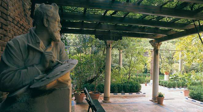 Museo sorolla museos de madrid - Casa de sorolla en madrid ...