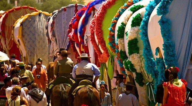 Romer 237 A Del Roc 237 O Fiestas Y Tradiciones En Almonte