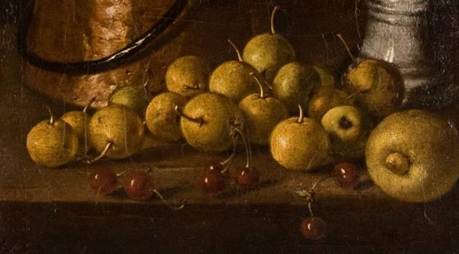 Bodeg n de frutas y utensilios de cocina museo cerralbo for Utensilios cocina madrid