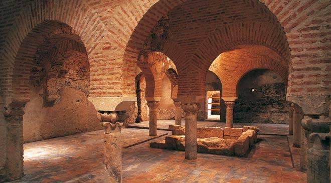 Baño Arabe Granada San Miguel:Arab Baths Jaen