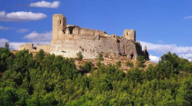 Ruta de goya en arag n rutas culturales en espa a es cultura - Hotel castillo de ayud calatayud ...
