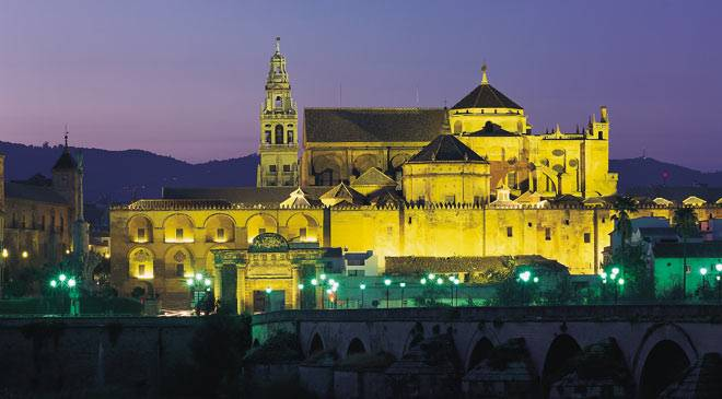 Ruta del califato rutas culturales en espa a es cultura - Mezquita de cordoba visita nocturna ...