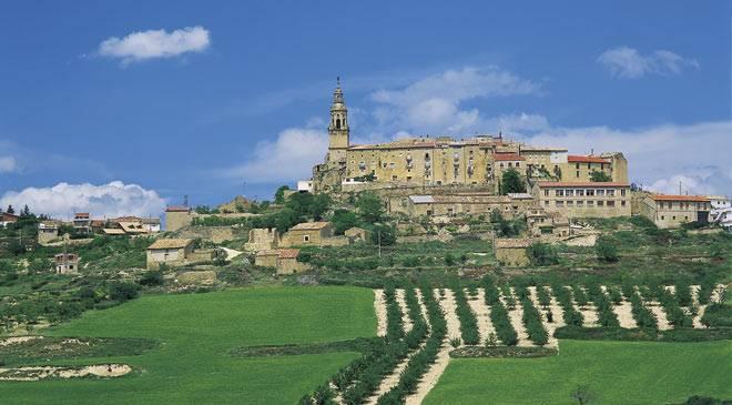 Rioja alavesa la cuna del vino rutas culturales en for Alojamiento en la rioja espana