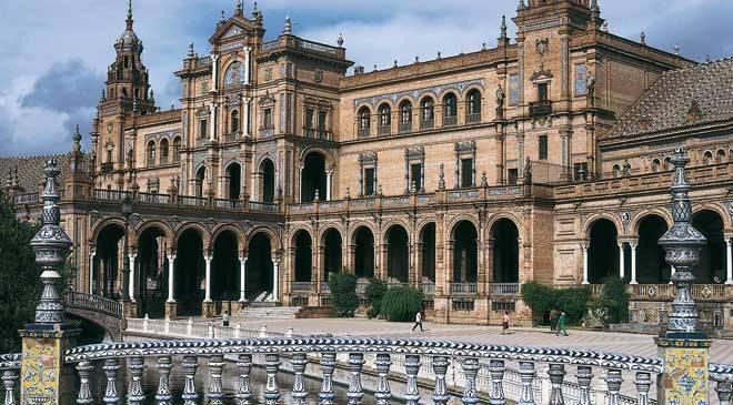 Plaza de España, Sevilla © Turespaña